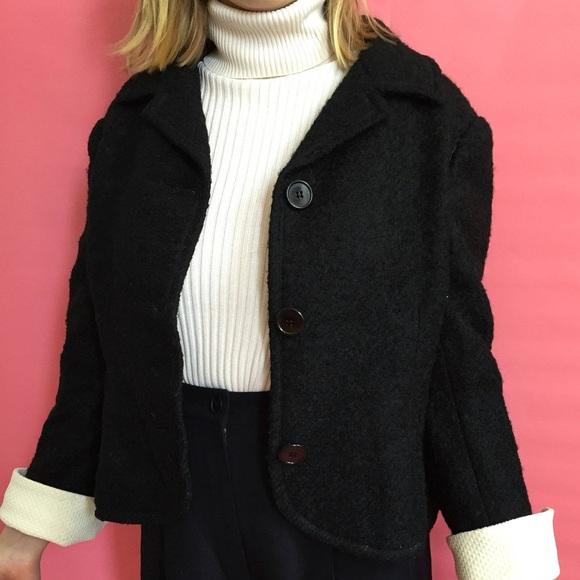 Vintage Rare Christian Dior Boutique Jacket
